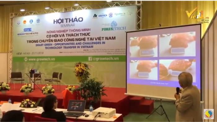 Ba vấn đề lớn được giải quyết trong nông nghiệp khi áp dụng công nghệ 4 0