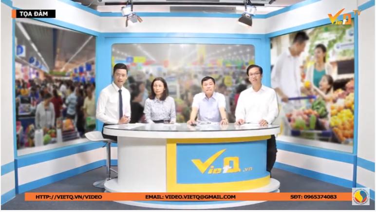 Tọa đàm Mã số mã vạch giải pháp phát triến không thể bỏ qua với doanh nghiệp Việt