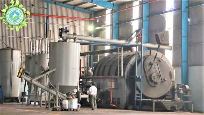 Áp dụng hệ thống quản lý môi trường cho Công ty xử lý môi trường